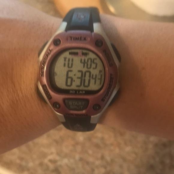 Timex Accessories - Timex runners watch